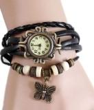 Aviva Av-Btrfly-Brn Analog Watch  - For ...