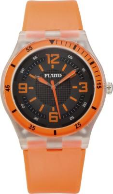 Fluid FL-151-OR01 Analog Watch  - For Women
