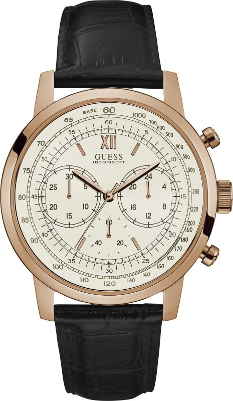 Guess W0916G2 Analog Watch For Men