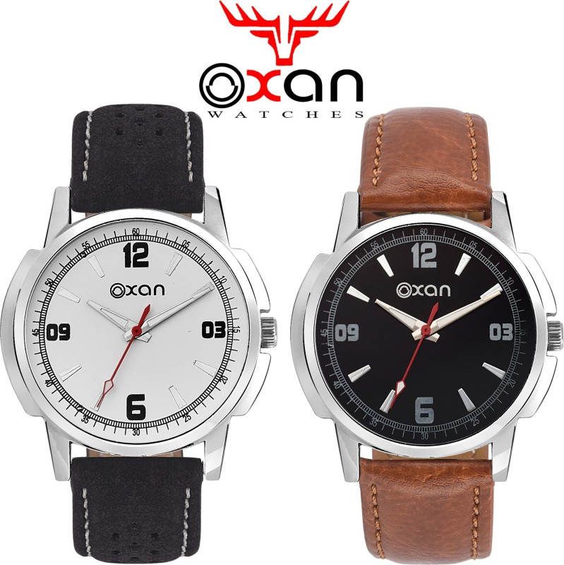 OXAN AS10251025SL34 New Style Analog Watch For Men