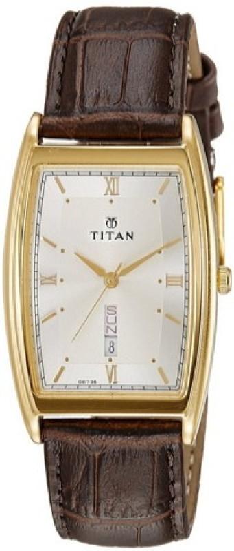 Titan NH1640YL02 Analog Watch For Men
