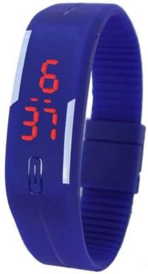 Puma Plus 50B Digital Watch  - For Boys, Men, Girls, Women, Couple
