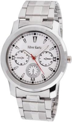 Silver Kartz WTM-035 Analog-Digital Watch  - For Boys, Men