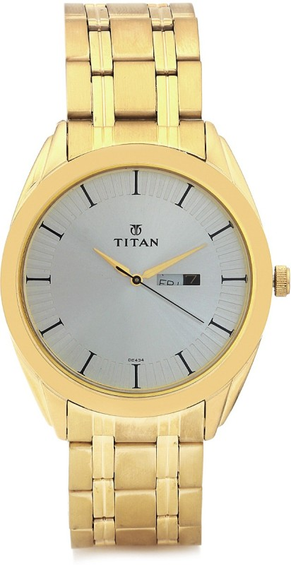 Titan NH1582YM02 Regalia Analog Watch For Men