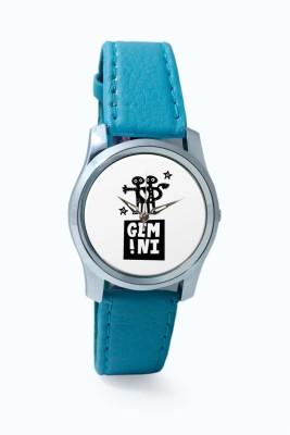 PosterGuy BigOwl Gemini | Zodiac Sign Gifts Women's Analog Wrist Watch-1013108236-RS2-S-TEA Analog Watch  - For Women