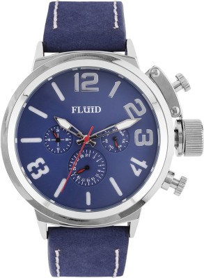 Fluid Multifunction Analog Watch  - For Boys, Men