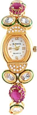 Sanaya sw42 Analog Watch  - For Women