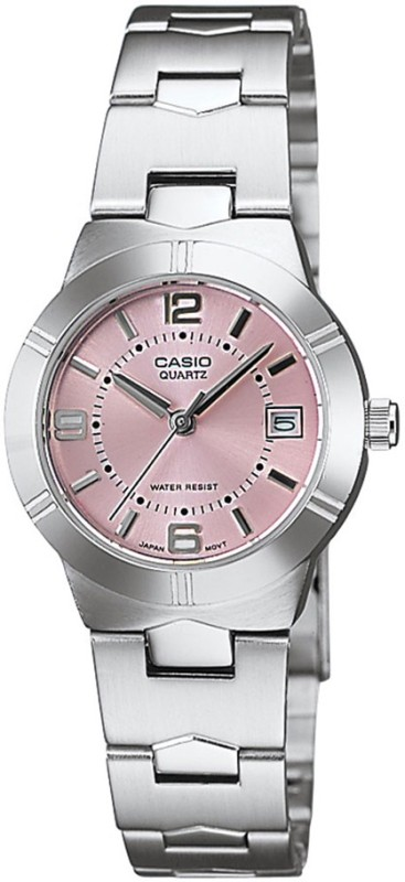 Casio A873 Enticer Ladies Analog Watch For Women