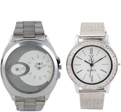 Lime AVW-26lady-11 Analog Watch  - For Couple