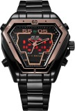 Weide SM-WH1102B Analog Watch  - For Men