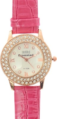 Bromstad KMS1526R KMS Analog Watch  - For Women