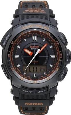 Casio SL59 Pro Trek Analog-Digital Watch - For Men