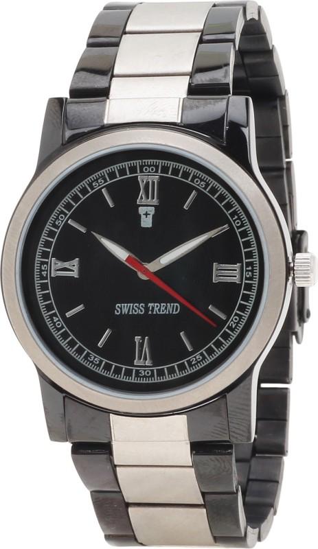Swiss Trend Artshai1679 Tornado Analog Watch For Men