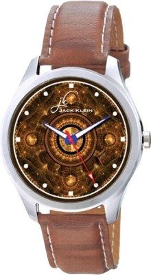 Jack Klein Graphic 1238 Analog Watch  - For Couple