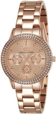 Gio Collection G2013-66 Limited Edition Analog Watch  - For Women