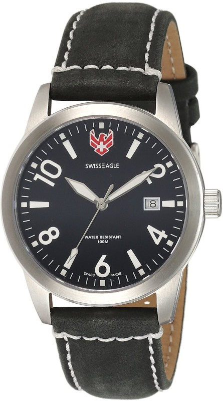 Swiss Eagle SE 9029 01 Special Collection Analog Watch For Men