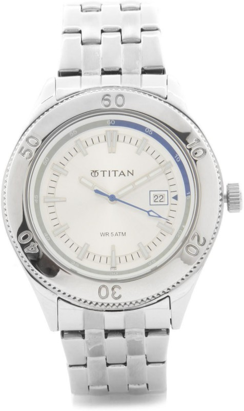 Titan NF9324SM02 Octane Analog Watch For Men