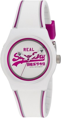 Superdry SYG198WR Analog Watch  - For Women