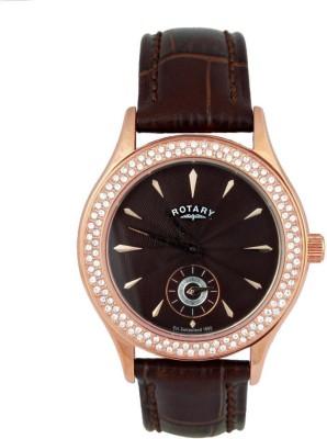 Rotary LS0290716-WAT Analog Watch  - For Women
