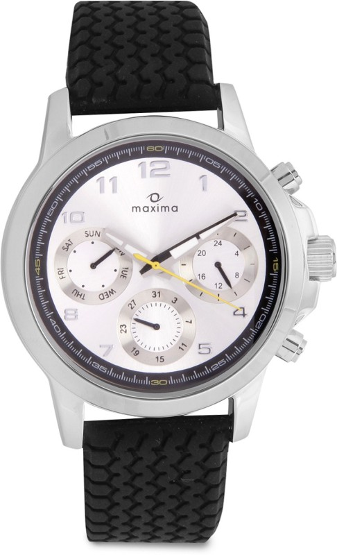 Maxima 27554PMGI Attivo Analog Watch For Men