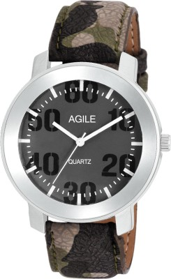 Agile AGM054 Classique Analog Watch  - For Men, Boys
