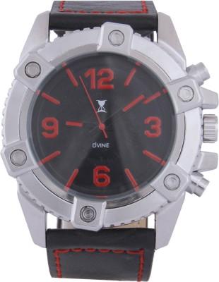 Dvine SD7029RD01 Analog Watch  - For Men