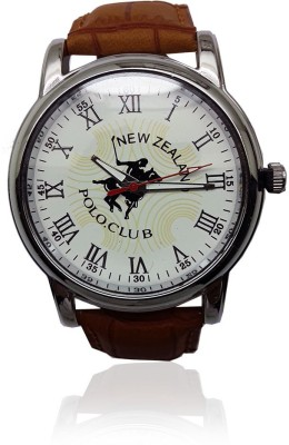 Newzealand Polo Club RDGBR Analog Watch  - For Men