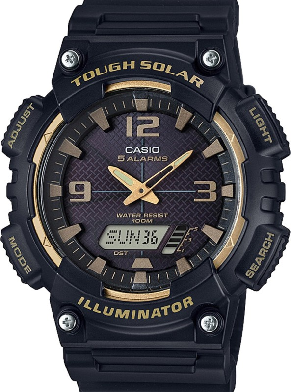Casio AD209 Youth Combination Analog Digital Watch For Men