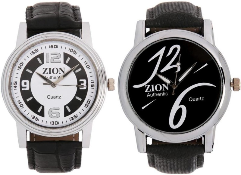 Zion 1090 Analog Watch For Men