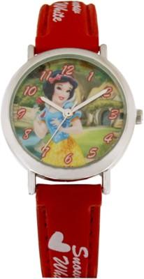 Disney 3K2199U-PS (RED) Analog Watch  - For Boys, Girls