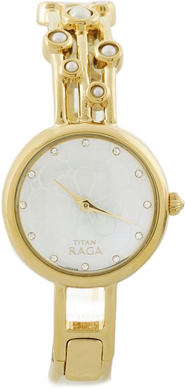 Titan 9975YM01 Fiber Collection Analog Watch For Women