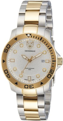 Swiss Eagle SE-6004-22 Analog Watch  - For Women