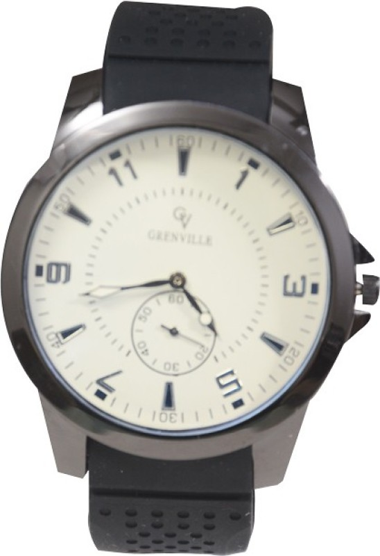 GRENVILLE GV5005NP01 Analog Watch For Men
