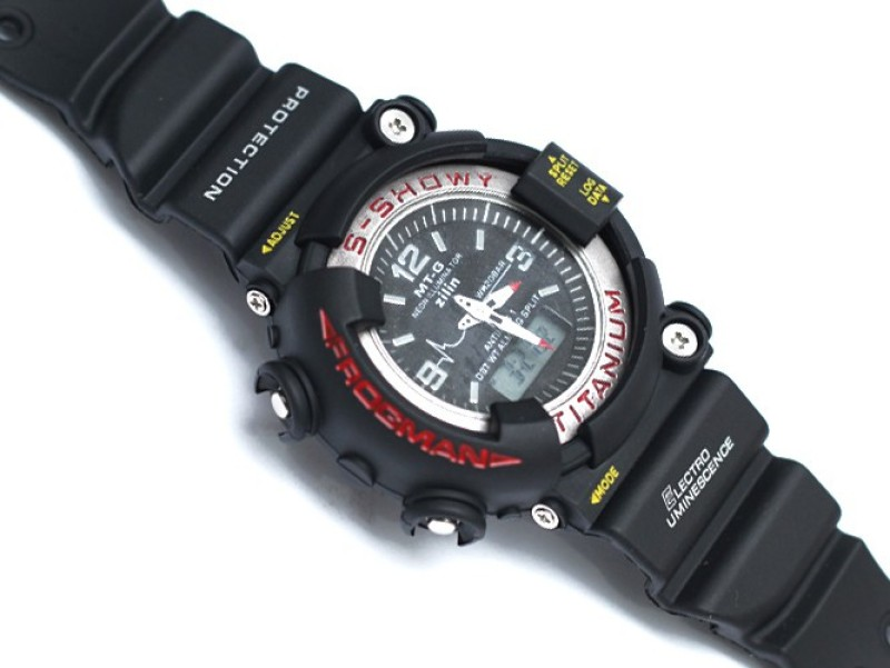 Kobawala TITANIUM Analog Digital Watch For Men