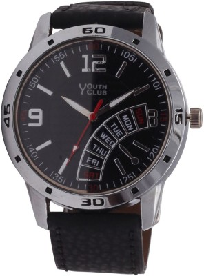 Youth Club YCS-27BL Super Analog Watch  - For Men