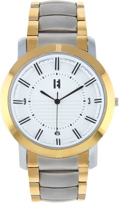 Excelencia MW-28-Two Tone Classic Analog Watch  - For Men
