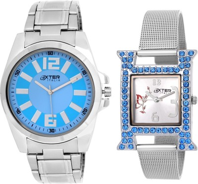 Oxter Classic CMB-24 Combo Analog Watch  - For Couple