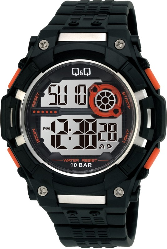 QQ M125J003Y Digital Watch For Men