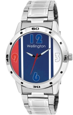 Wellington W6124 Chikkar Analog Watch  - For Men