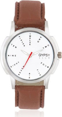 Gypsy Club GC-102 Analog Watch  - For Men, Boys