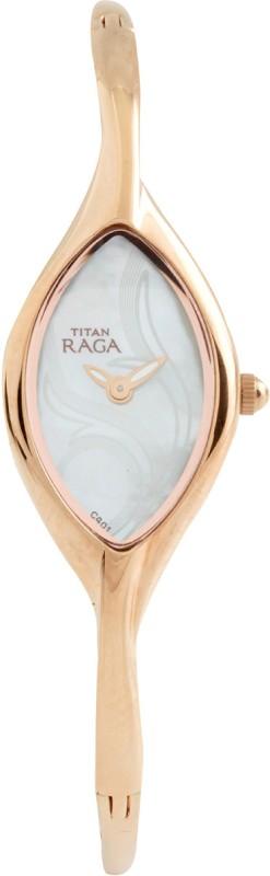 Titan NH9701WM01 Raga Analog Watch For Women