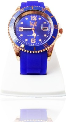 Style Feathers SF-IceBlueh4 Analog Watch  - For Men