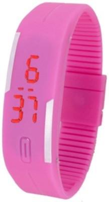 Navyamall Stylish Bracelet Type LED wrist watch Digital Watch  - For Women, Girls