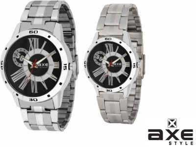 Axe Style X01120212C Axe Style Analog Watch  - For Men