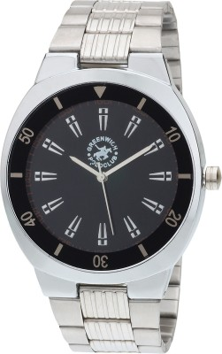 Greenwich Polo Club GN-165 Analog Watch  - For Men