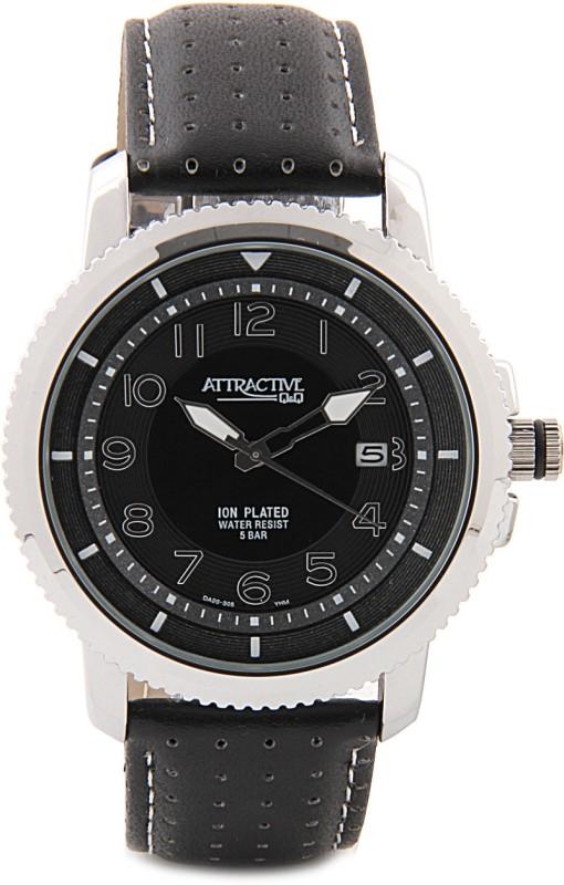 QQ DA20J305Y Attractive Analog Watch For Men