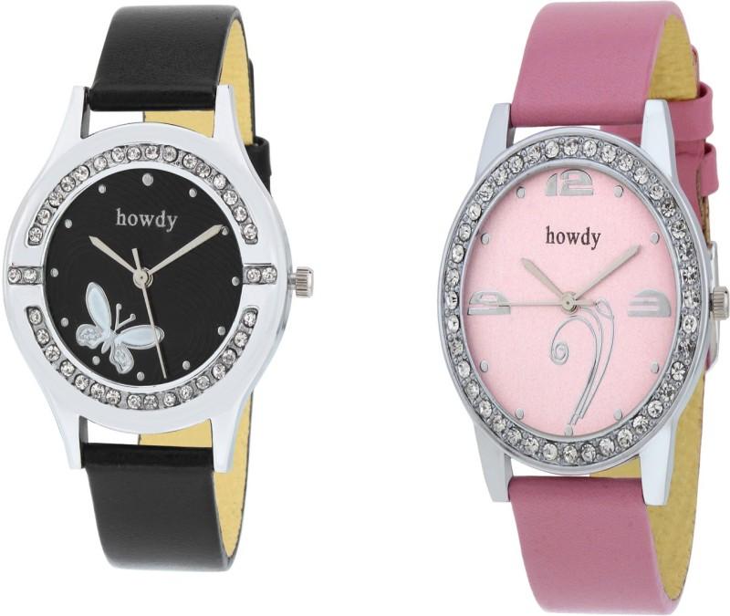 Howdy ss1637 Wrist Watch Analog Watch For Women