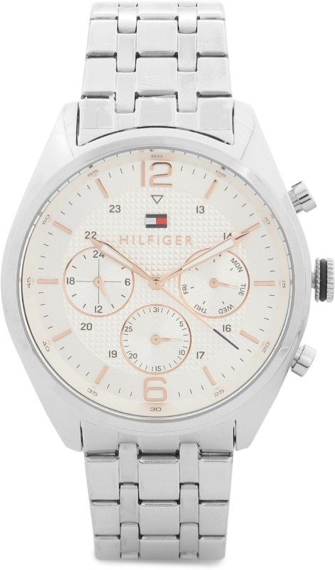 Tommy Hilfiger TH1791186J Analog Watch For Men