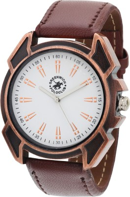 Greenwich Polo Club GN-003 Analog Watch  - For Men