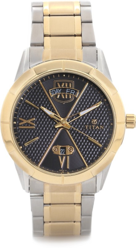 Titan 1690BM02 Analog Watch For Men